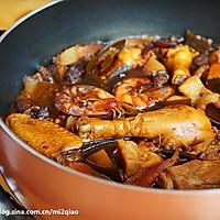 随心川味赤酱杂炖锅---利仁电火锅试用菜谱