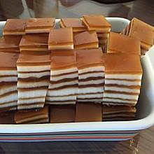 马蹄椰汁千层糕