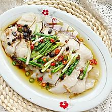#我为奥运出食力#清蒸龙利鱼