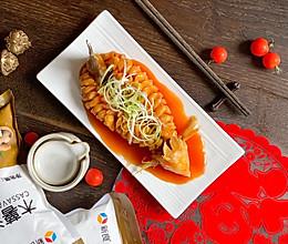 每逢佳节餐桌上必不可少的重头菜:松鼠鱼的做法