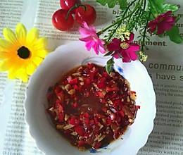 苦夏的下饭小菜,自制泡椒酱的做法