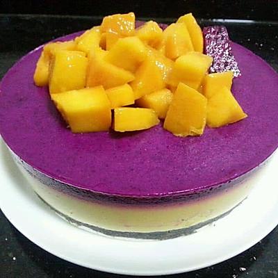 芒果芝士蛋糕