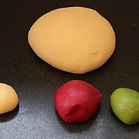 汤种玫瑰花吐司的做法图解10
