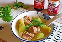 #味达美名厨福气汁,新春添口福#清炖萝卜牛腩的做法