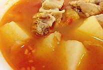 简易版俄式红菜汤的做法