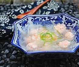 萝卜丝虾丸汤的做法