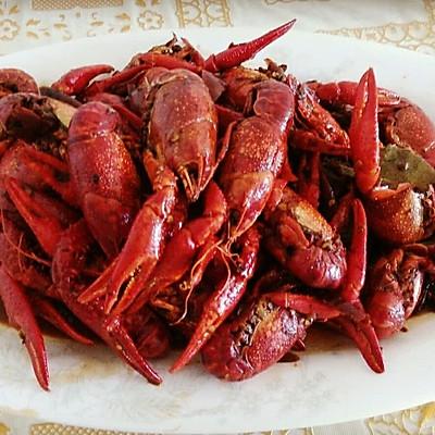 簋街麻小!超好吃的麻辣小龙虾!