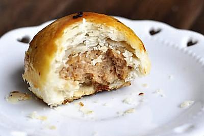 古早味上海鲜肉月饼
