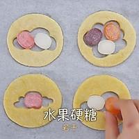 彩糖云朵饼干 | 太阳猫爱烘焙的做法图解7