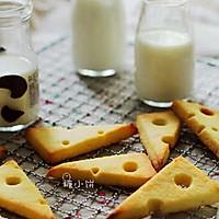 奶酪造型【奶酪饼干】马斯卡朋入的做法图解12