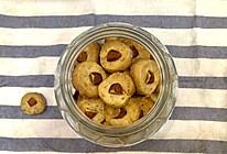 网红沙布雷曲奇饼干(1次解决多种口味)的做法