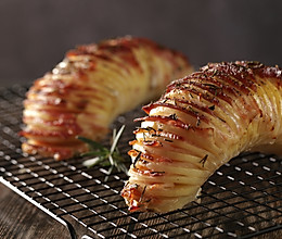 daogrs N3微蒸烤箱:风琴土豆的做法