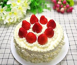 无糖奶油蛋糕(happy birthday to me!)