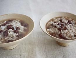 小豆粥的做法