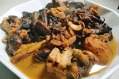小鸡炖蘑菇,东北看家菜,快来尝鲜
