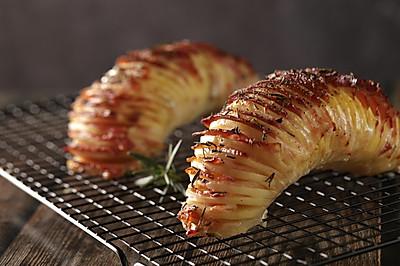 daogrs N3微蒸烤箱:风琴土豆