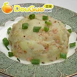 烟熏三文鱼土豆泥的做法