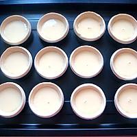 炼奶蔓越莓蛋挞——跟家人一起享用的下午茶时光的做法图解6