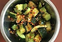 凉拌拍黄瓜的做法
