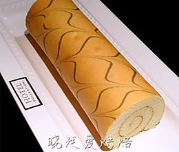 千叶纹蛋糕卷的做法