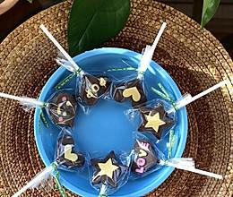 彩色巧克力棒棒糖#餐桌上的春日限定#的做法