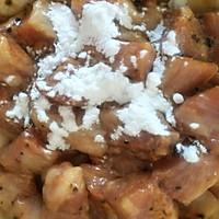 蜂蜜烤肉串的做法图解3