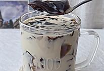#宅家厨艺 全面来电#自制一点点咖啡冻焦糖奶茶,好喝到尖叫的做法