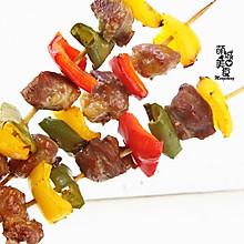自制烤肉串#厉害了我的零食#