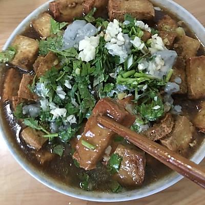 油炸臭豆腐(路边摊家常版)