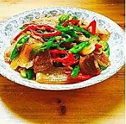 缅甸皇家国际开户大大美食制作:家常小炒肉