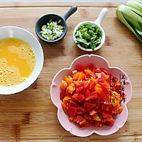 小番茄炒鸡蛋拌手擀面——秋风渐起,来一碗有温度的面的做法图解4