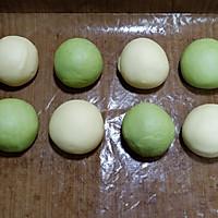 青蛙凯蒂挤挤包(一次发酵)#网红美食我来做#的做法图解11