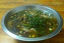 襄阳特色美食【酸汤】的做法