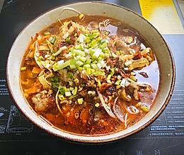 川菜之水煮肉片的做法