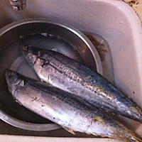 五香熏鲅鱼的做法图解1