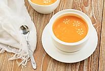 最好吃的甜汤【奶油南瓜汤】的做法
