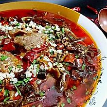 水煮牛肉&毛肚【川菜】麻辣鲜香下饭-蜜桃爱营养师私厨
