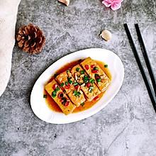 #甜粽VS咸粽,你是哪一党?#煎豆腐