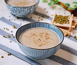 绵软香甜绿豆沙的做法