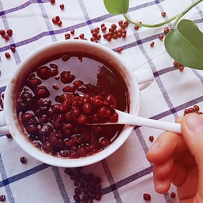 红豆薏米黑米汤