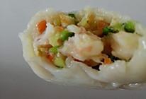 虾仁水饺的做法