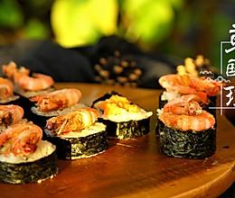 有家鲜厨房:韩国料理-紫菜包饭的做法