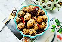 #夏日撩人滋味#五香卤鹌鹑蛋的做法