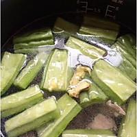 苦瓜排骨汤的做法图解4