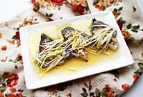 葱油海参斑的做法