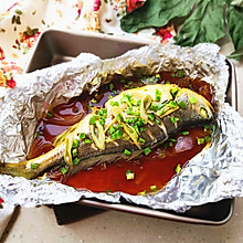 锡纸黄花鱼