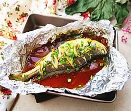 锡纸黄花鱼的做法