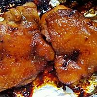 蜜汁烤鸡腿的做法图解4