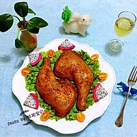烤鸡腿#我的品道美食#的做法图解9