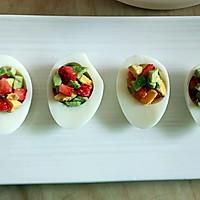 鸡蛋沙拉#急速早餐#的做法图解4
